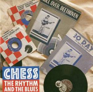 "Cover - Sonny ""Boy"" Williamson: Chess: The Rhythm And The Blues"