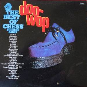 Cover - Sensations, The: Best Of Chess Checker Cadet - Doo-Wop, The
