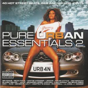 Pure Urban Essentials 2 - Cover