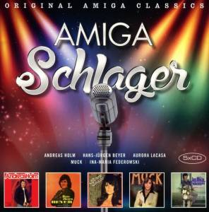 Cover - Muck: Amiga Schlager