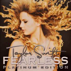 Cover - Taylor Swift: Fearless