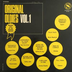 Cover - Classics, The: Original Oldies - Vol. I