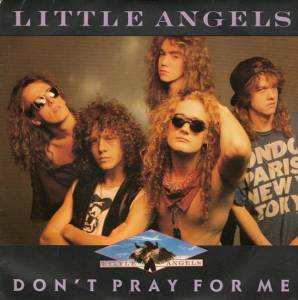 Cover - Little Angels: Don't Pray For Me
