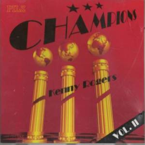 Cover - Kenny Rogers: Champions Vol. II