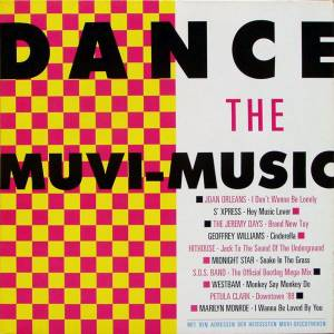Cover - Paco: Dance The Muvi-Music