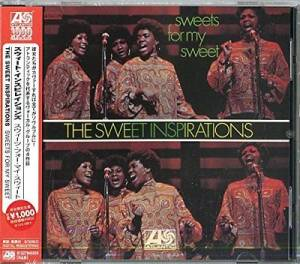 Cover - Sweet Inspirations: Sweets For My Sweet