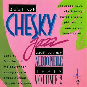 Cover - Ana Caram: Best Of Chesky And More Audiophile Tests / Vol. 2