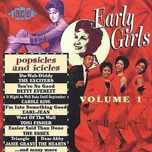 Cover - Essex, The: Early Girls Volume 1