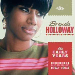 Cover - Brenda Holloway: Early Years, The