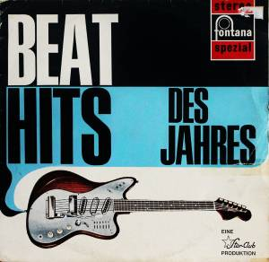 Cover - Liverbirds, The: Beat-Hits Des Jahres