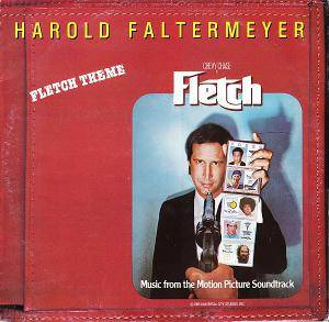 Cover - Harold Faltermeyer: Fletch Theme