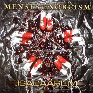 Cover - Isacaarum: Menses:Exorcism