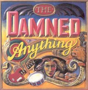 The Damned: Anything - Cover