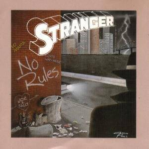 Stranger: No Rules - Cover