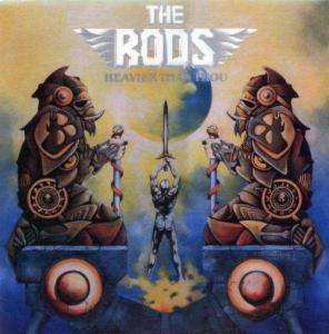 The Rods: Heavier Than Thou - Cover