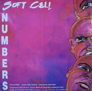 Soft Cell: Numbers - Cover