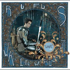 Rufus Wainwright: Want One - Cover