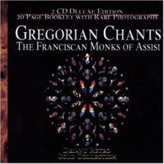 The Franciscan Monks Of Assisi - Gregorian Chants - Picture 1