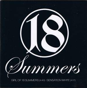 Cover - 18 Summers: 18 Summers