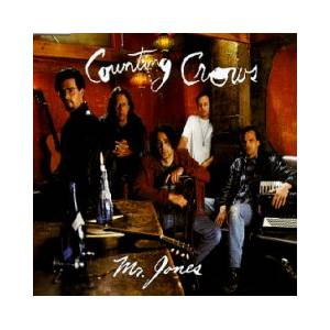 Counting Crows: Mr. Jones - Cover