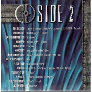 D Side 2 - Cover