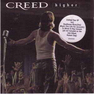 Cover - Creed: Higher