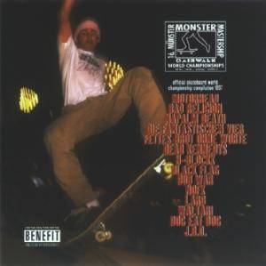 Cover - 146293: Skaters Have More Fun - Official Skateboard World Championship Compilation 1997