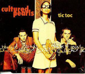 Cover - Cultured Pearls: Tic Toc