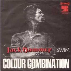 Cover - Jack Hammer: Colour Combination
