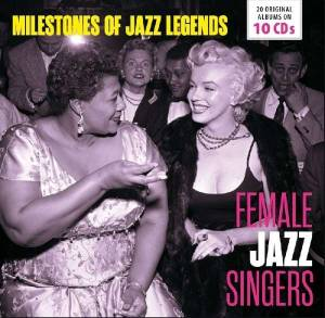 Cover - Jeri Southern: Female Jazz Singers - Milestones Of Jazz Legends