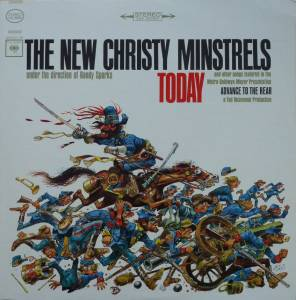 Cover - New Christy Minstrels: Today