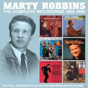 Marty Robbins: The Complete Recordings 1952-1960 (4-CD) - Bild 1