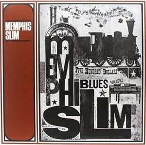 Memphis Slim: Five Hundred Dollars (LP) - Bild 1