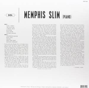 Memphis Slim: Five Hundred Dollars (LP) - Bild 2