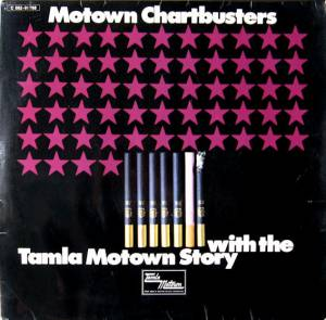 Motown Chartbusters With The Tamla Motown Story (LP) - Bild 1