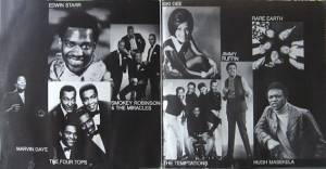 Motown Chartbusters With The Tamla Motown Story (LP) - Bild 3