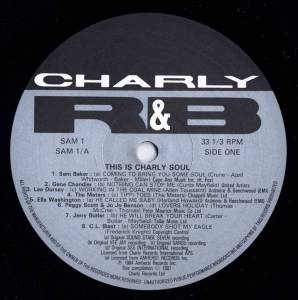 This Is Charly Soul (LP) - Bild 3