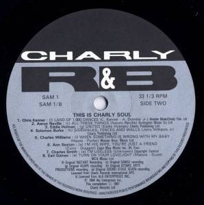 This Is Charly Soul (LP) - Bild 4