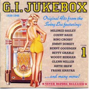 Cover - Larry Clinton & His Orchestra: G.I. Jukebox (100 Original Hits From The Swing Era 1936–1946)