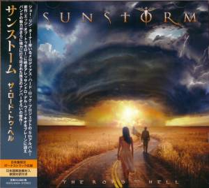 Sunstorm: The Road To Hell (CD) - Bild 2