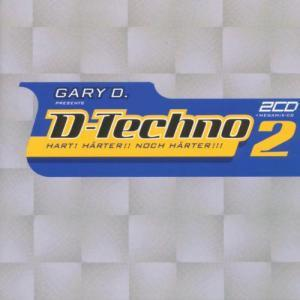 Gary D. Presents D.Techno 2 - Cover