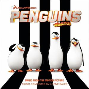 Lorne Balfe: Penguins Of Madagascar (2-CD) - Bild 1