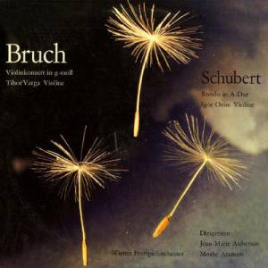Cover - Max Bruch: Violinkonzert In G-Moll / Rondo In A-Dur