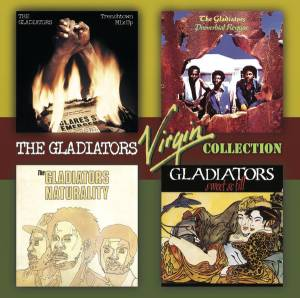 The Gladiators: The Virgin Collection (2-CD) - Bild 1