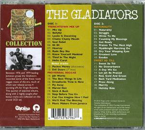 The Gladiators: The Virgin Collection (2-CD) - Bild 2