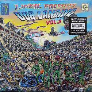 Cover - Freddie McKay: Linval Presents Dub Landing Vol.2