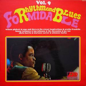 Rhythm And Blues Formidable Vol. 9 (LP) - Bild 1