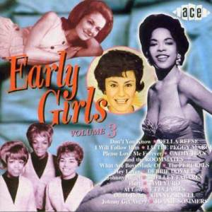 Cover - Shelley Fabares: Early Girls Volume 3