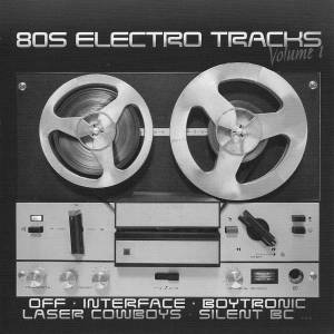 Cover - Moskwa TV: 80s Electro Tracks Volume 1