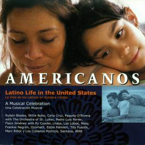 Cover - Ozomatli: Americanos - Latino Life In The United States